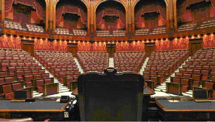 Parlamento amianto uranio
