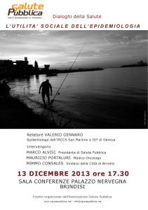 locandina SP 13 dicembre