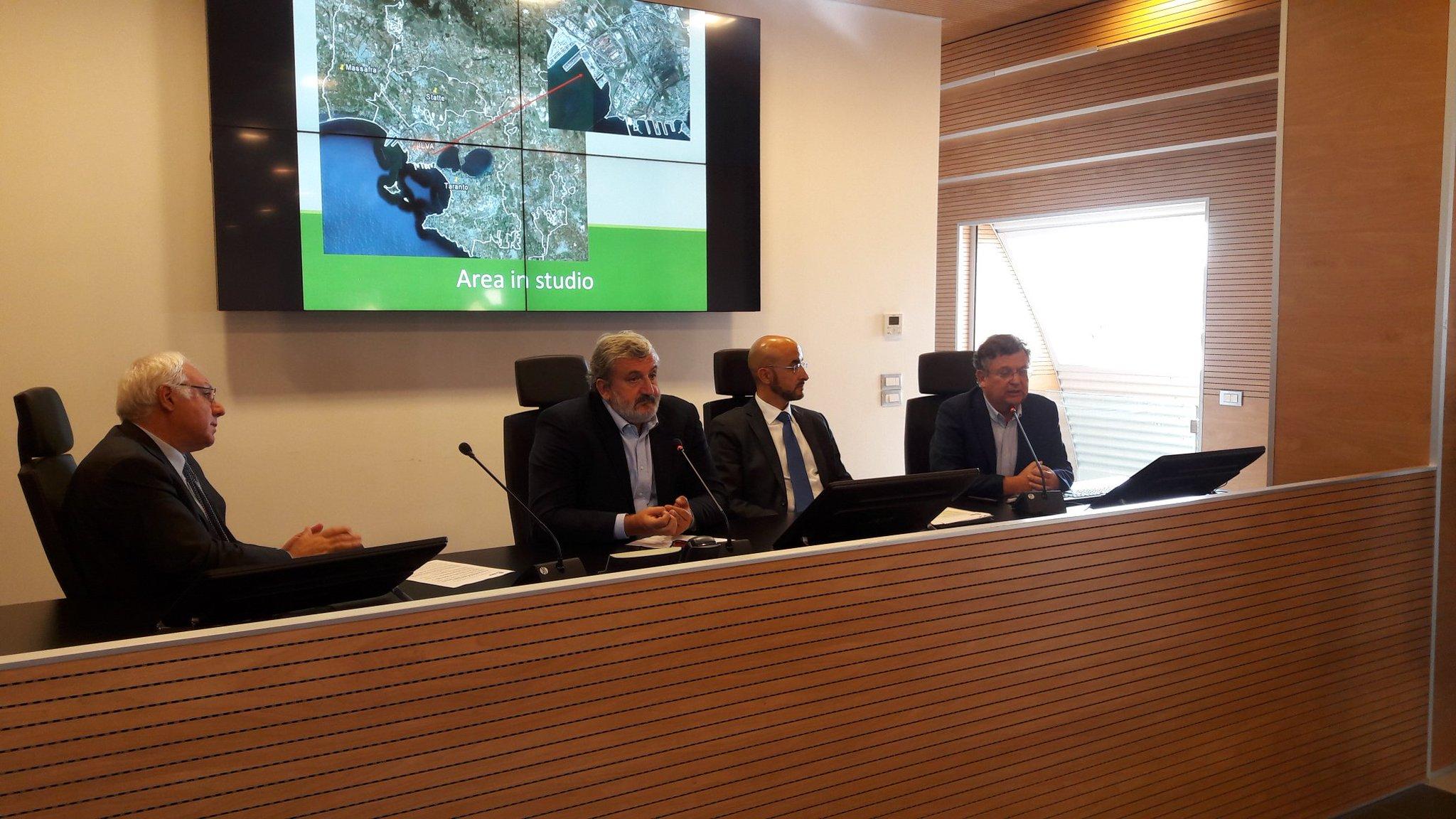 Taranto, studio Regione: danni salute da emissioni industriali