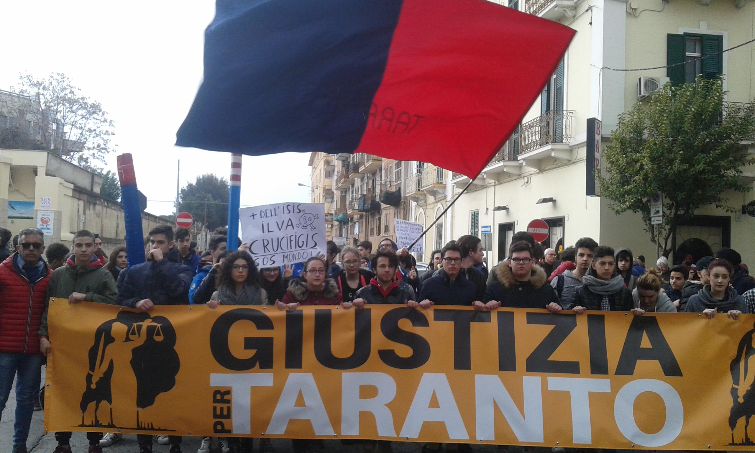 Giustizia per Taranto