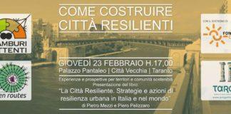 Taranto città resiliente