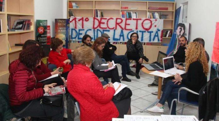 Decide la città - Taranto
