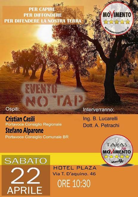 No Tap a Taranto