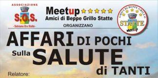 Salute a Taranto e Statte