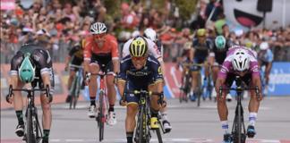 Giro d'Italia ad Alberobello