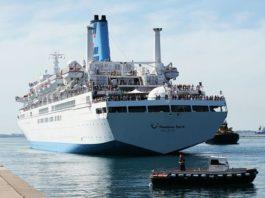 Nave crociera Taranto Spirit