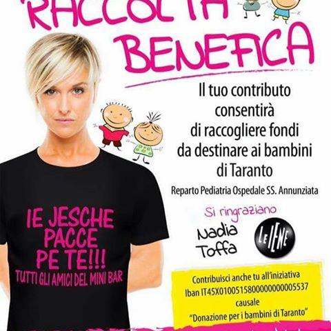 Taranto Oncoematologia pediatrica
