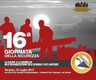 Giornata Sicurezza Taranto