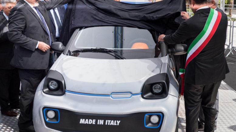 Auto elettrica Puglia