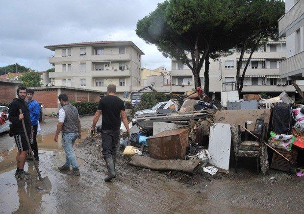 Alluvioni Ansa