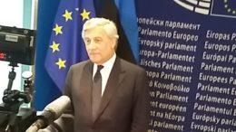 Antonio Tajani Europa