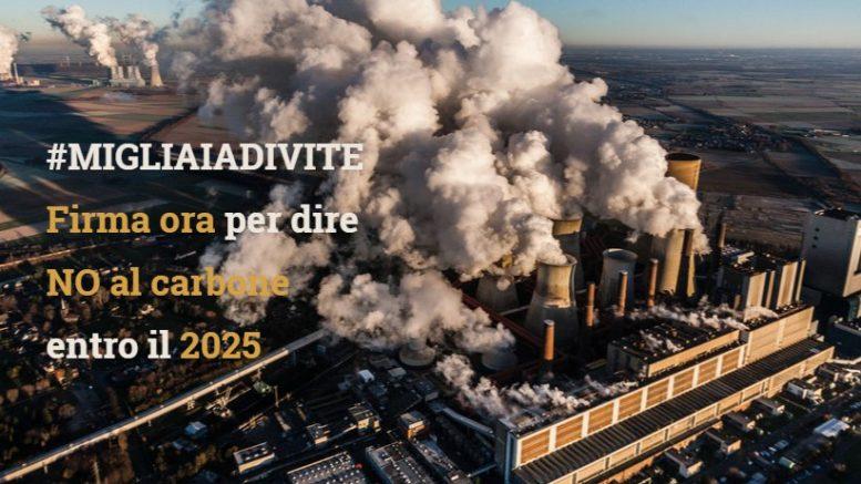 petizione carbone