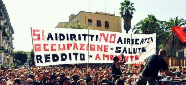 liberi pensanti ilva Taranto