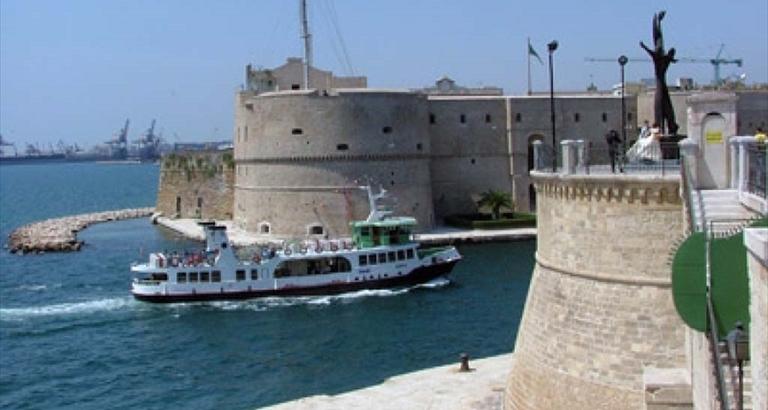 Idrovie San Pietro Taranto