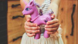 giocattolo bambina